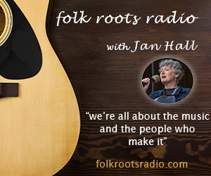 Folk Roots Radio Logo
