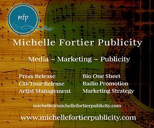 Michelle Fortier Publicity