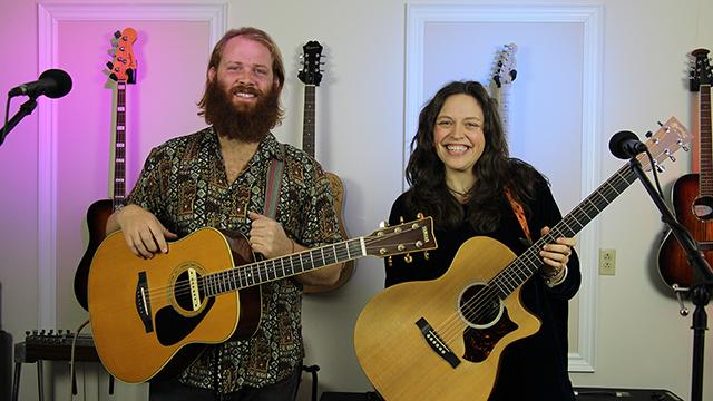 Piper & Carson - Sun Parlour Sessions
